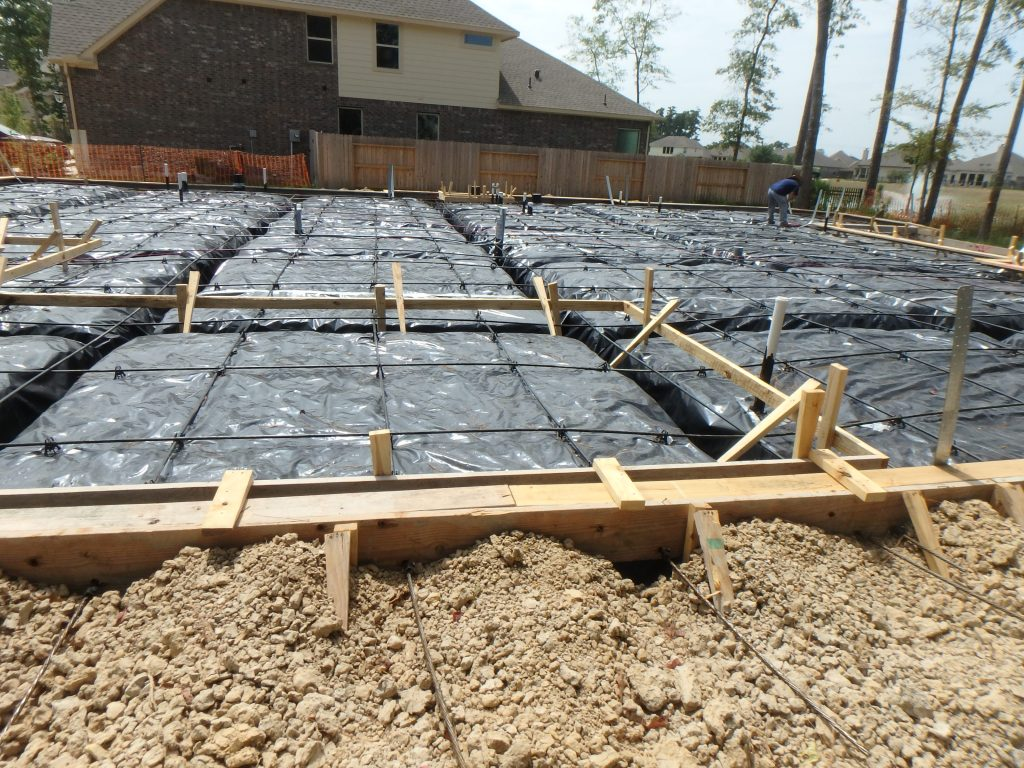 Cracks in post tension slab professional engineering for How long to build a house after foundation is poured