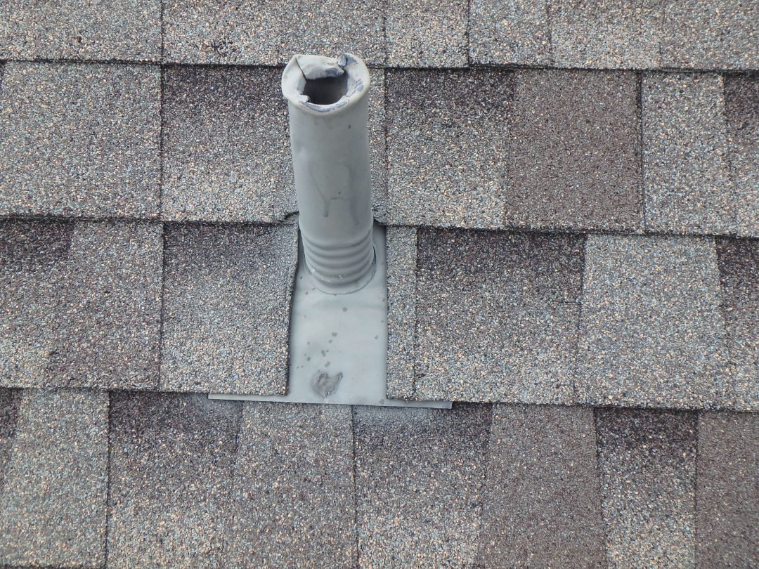 flashing roof pipe engineering ins