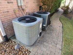 residential split system condensing units