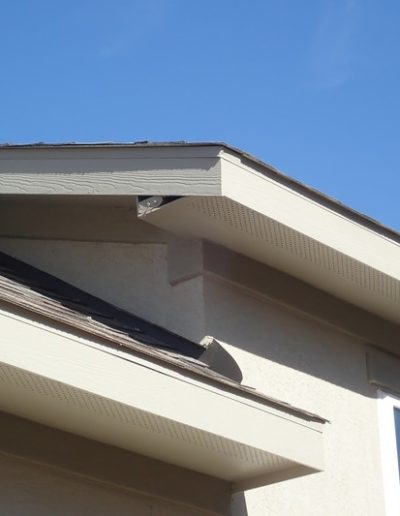 Open Eave