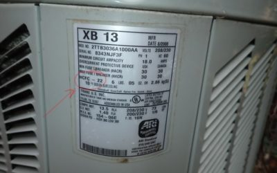 December Phase Out of R-22 Refrigerant