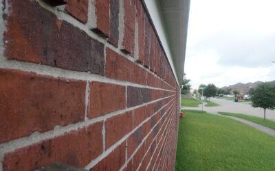 Foundation Movement in Bricks